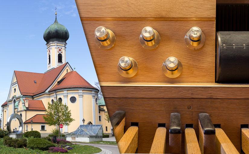 Horch, Orgelmusik