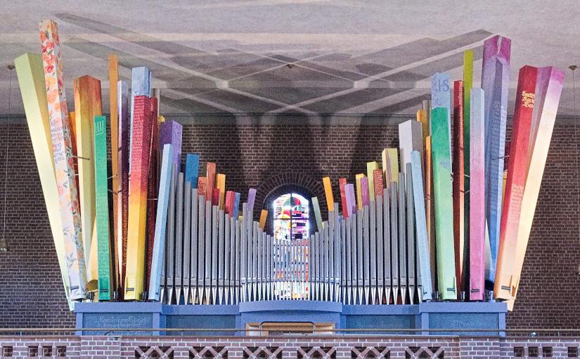Orgelmesse